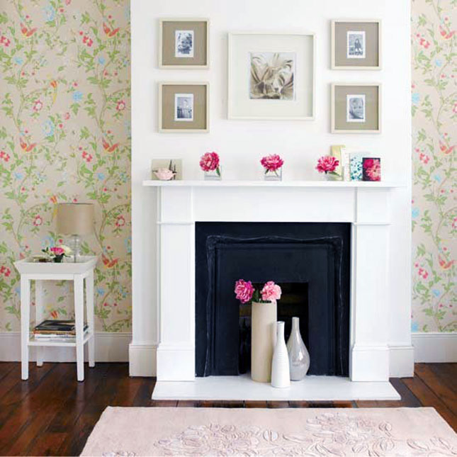 15 Clever Ways To Decorate Your Non Working Fireplace