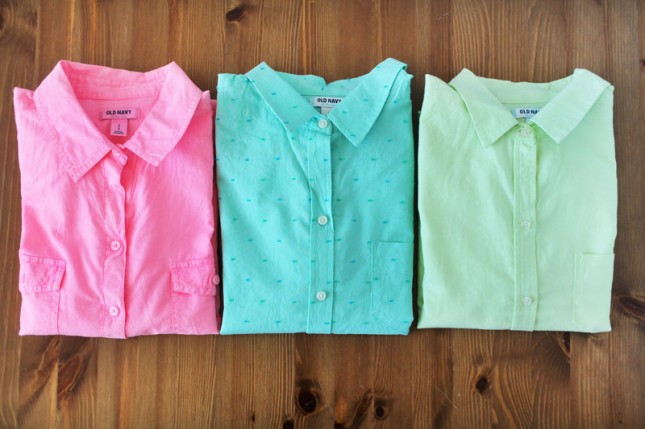 3 Hot Ways To Embellish Boring Button Downs Brit Co