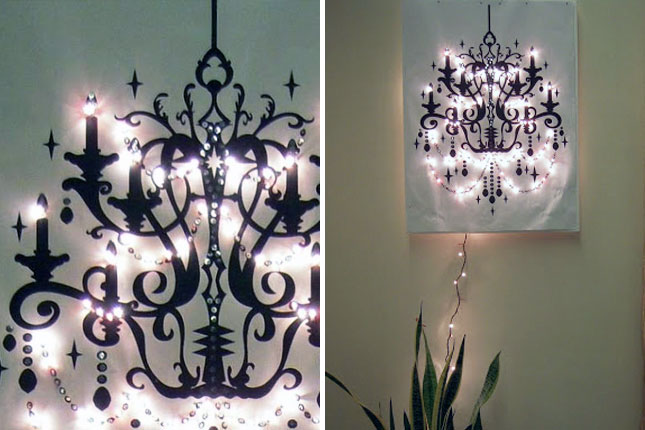 20 Diy Chandeliers To Brighten Up Your Space Brit Co