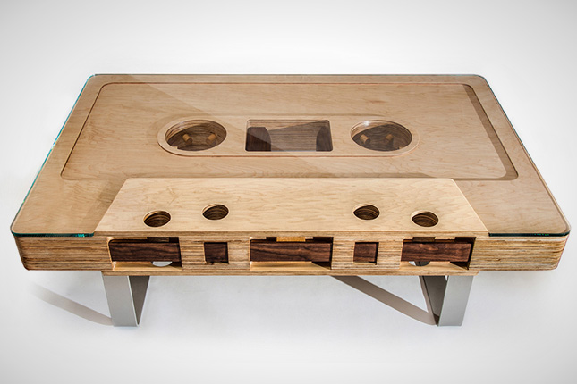 Mixtape for Quirky coffee tables