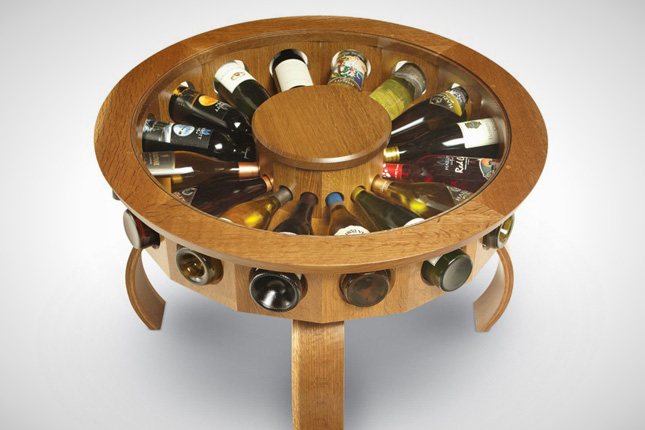 Wine for Coffee tables quirky