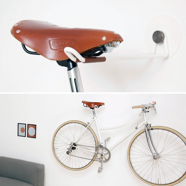 15 Creative Ways To Hang Up Your Bike Brit Co