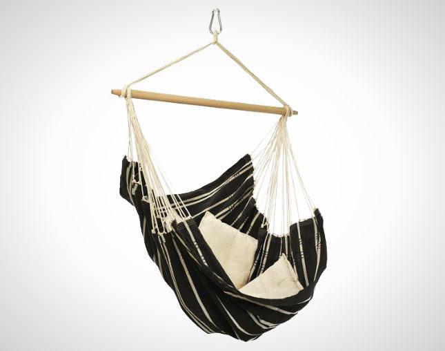 Amazonas Brazil Hanging Chair ($75): Quadruple stitched to ...