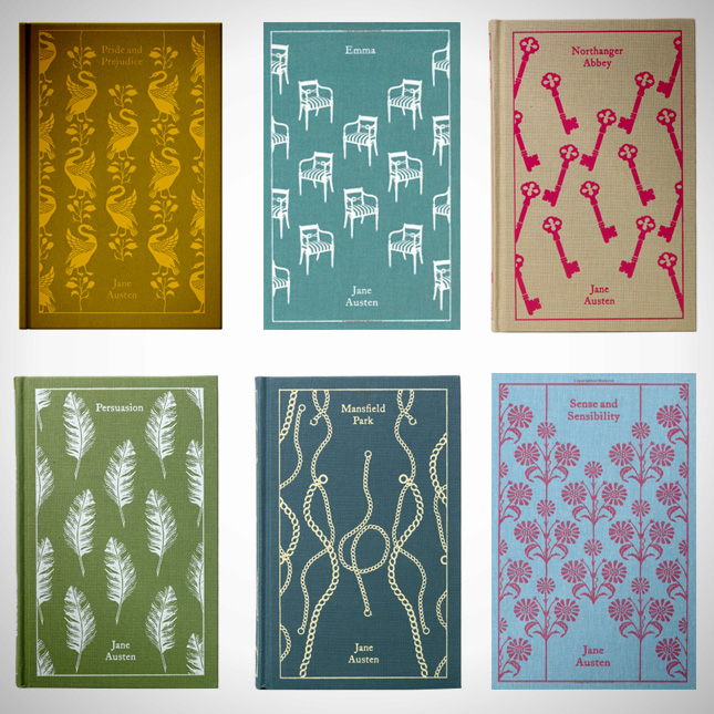 Jane Austen Pretty Book Covers : Books we d buy just for the covers brit co