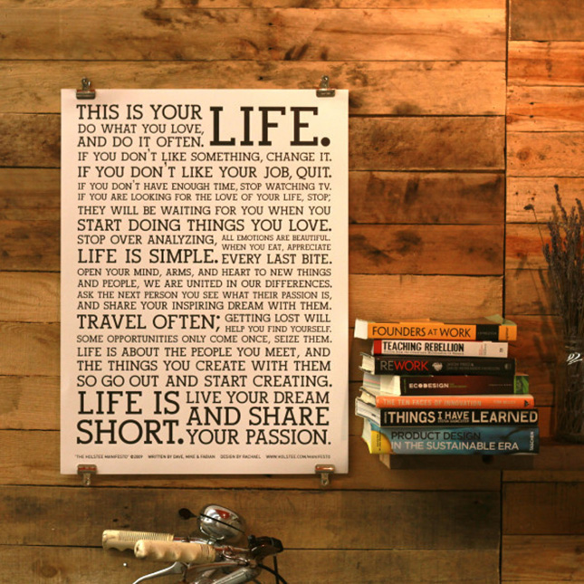21 motivational posters you ll actually want in your. Black Bedroom Furniture Sets. Home Design Ideas