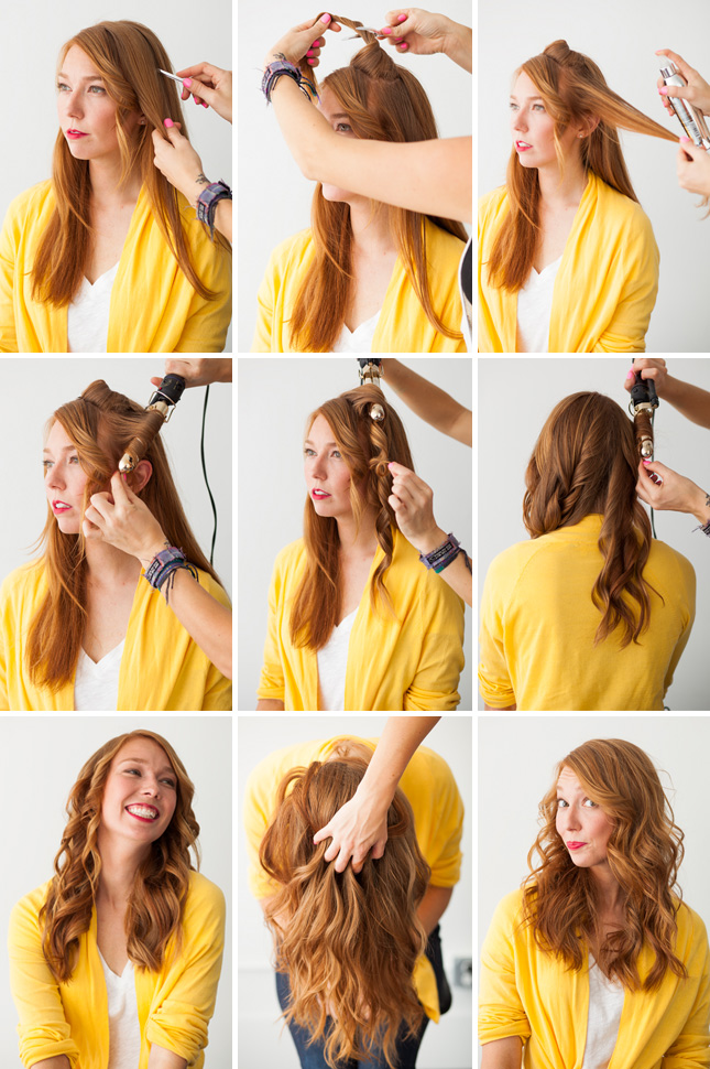 Hair Hacks 3 Foolproof Ways To Make Waves Brit Co