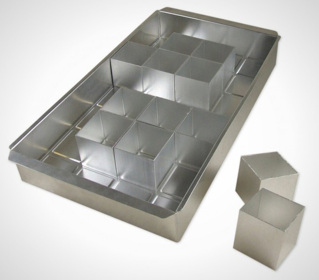 Adjustable Cake Pan For Letters And Numbers