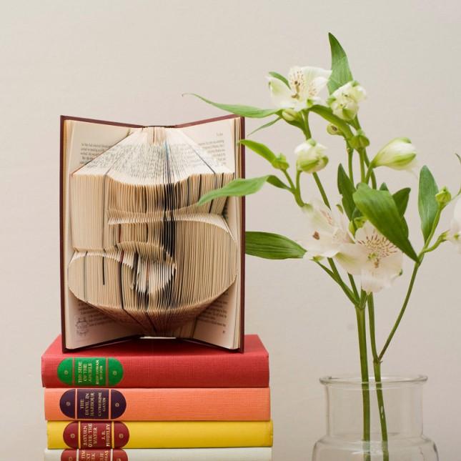 Feeling Bookish 35 Book Inspired Decor Ideas Brit Co