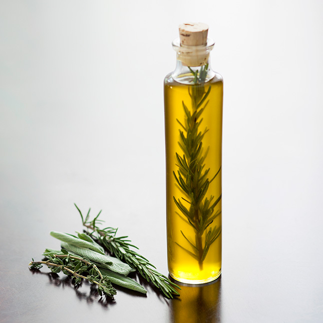 Kitchen Basics: How to Make Infused Olive Oils | Brit + Co
