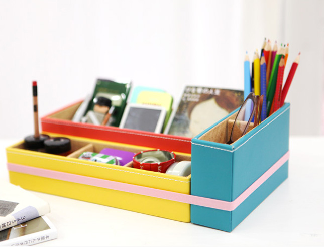 Tray Cool 17 Beautiful Desk Trays For Staying Organized