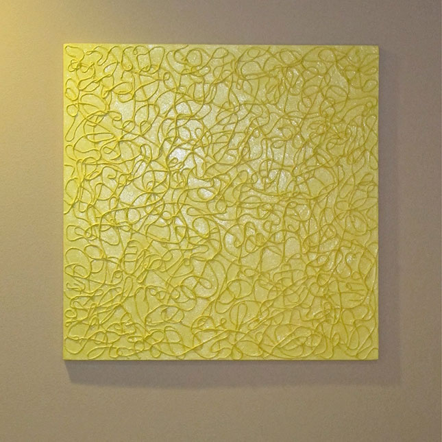 78 yarncanvas for Creative painting on canvas