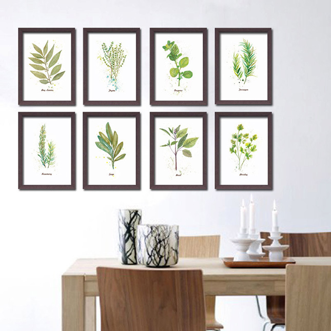 Elegant Looking For Kitchen Wall Decor : Tasty Ways To Decorate Your Kitchen Walls  Brit Co