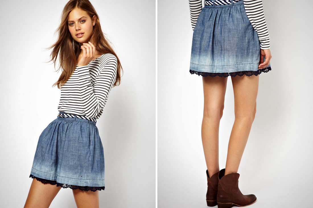 12 ways to wear denim no overalls allowed brit co