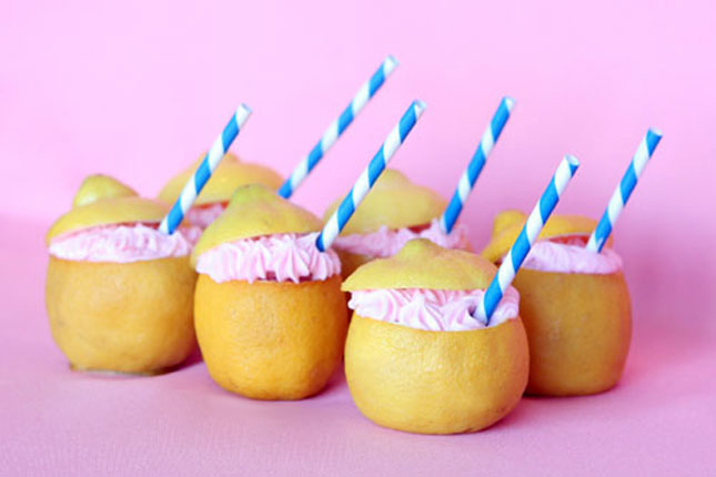 Pink Lemonade Cupcakes : These are actually pink Arnold Palmer ...