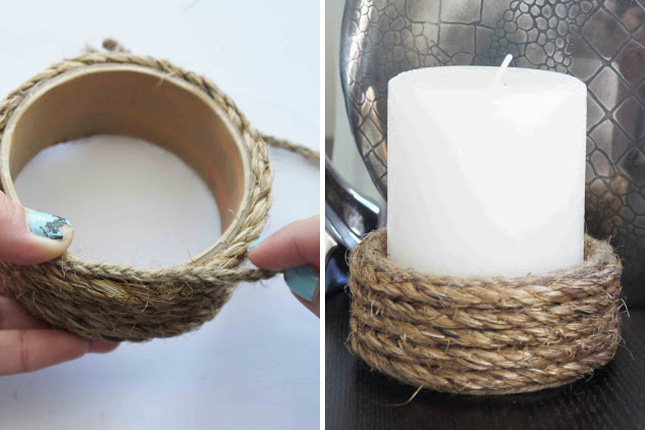 25 Beautiful Candle Holders You Can Diy Brit Co