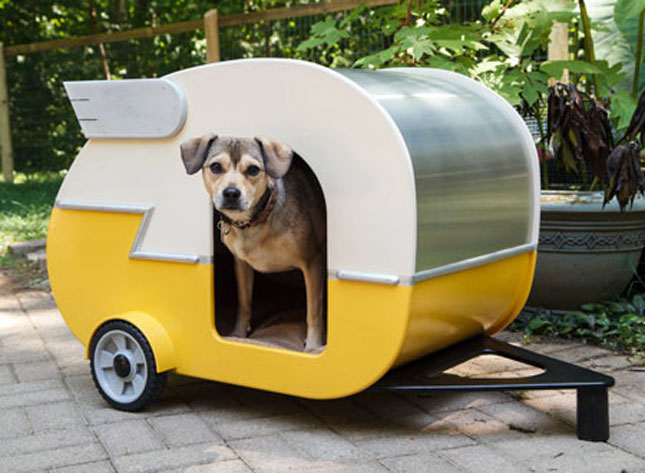 Dog House Camper Shell