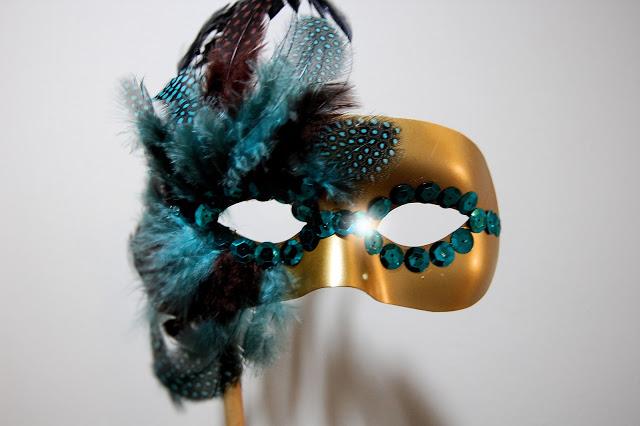 DIY Masquerade Mask Ideas | Brit + Co