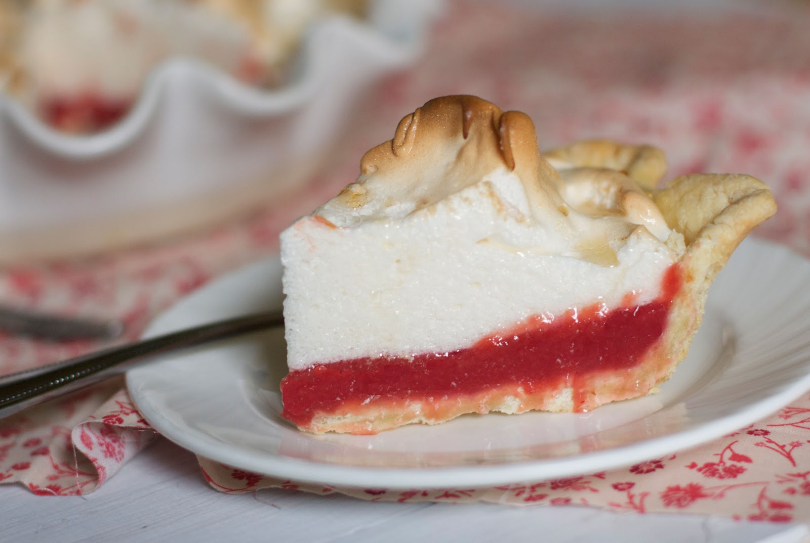 21. Cranberry Meringue Pie : Cranberry curd cleverly stands in for ...
