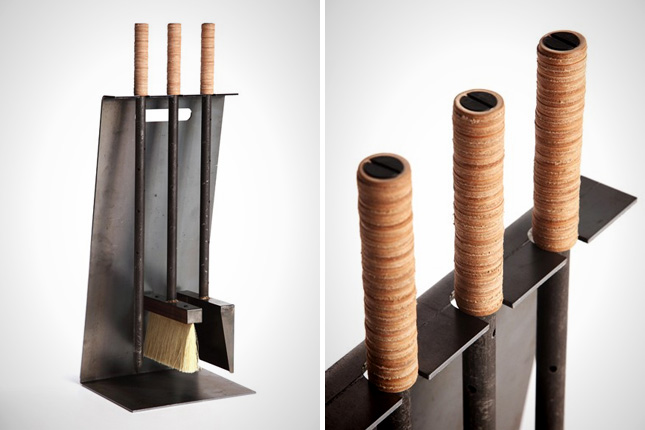 15 Modern Fireplace Accessories That Won T Ruin Your Decor Brit Co