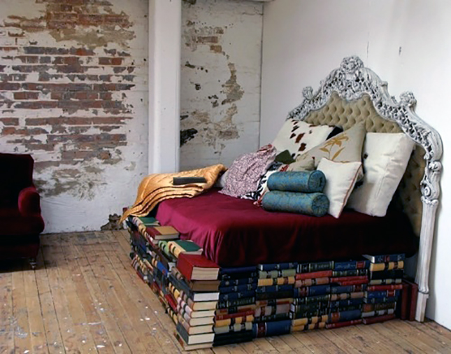 18 Ways To Upcycle Books Brit Co
