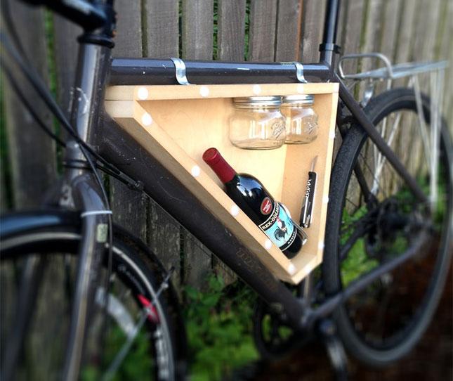 12 diy ways to pimp your bike ride brit co. Black Bedroom Furniture Sets. Home Design Ideas