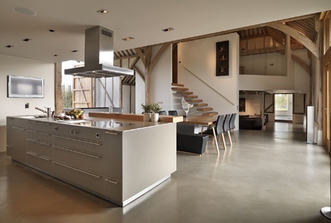 20 Stunning Barn Conversions That Will Inspire You To Go