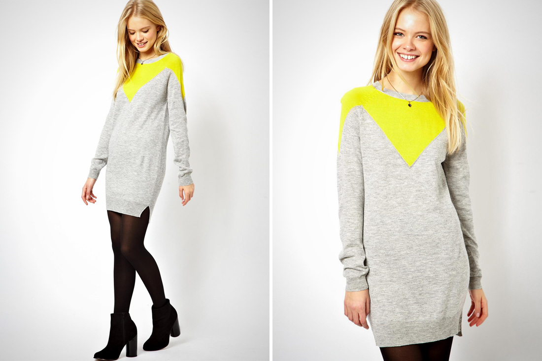 sweater dresses amazon