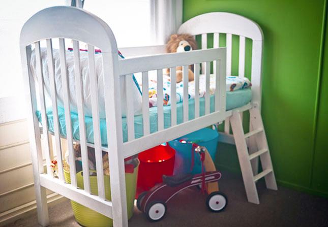 I M A Big Kid Now 13 Ways To Repurpose Baby Furniture