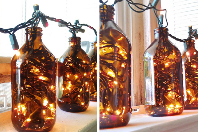 18 Different Ways to Repurpose Your Beer Bottles Brit + Co