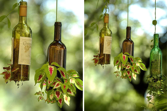 18 Different Ways To Repurpose Your Beer Bottles Brit Co