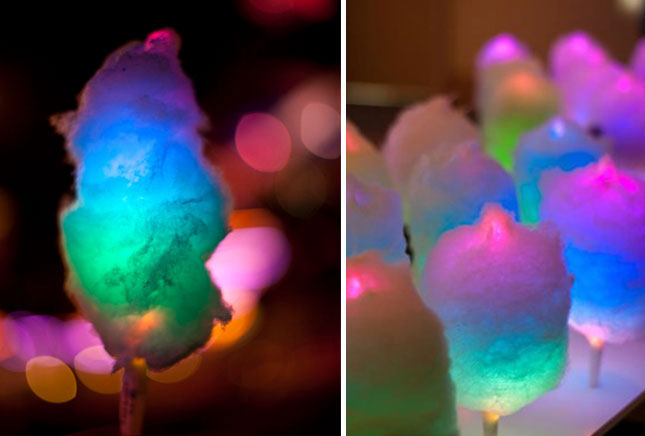 19 Clever Ways To Serve Cotton Candy At Your Next Party