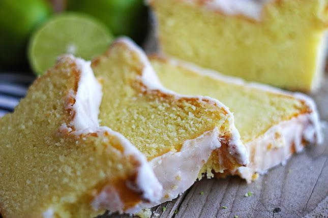 14. Coconut Lime Greek Yogurt Pound Cake : Greek yogurt is the secret ...