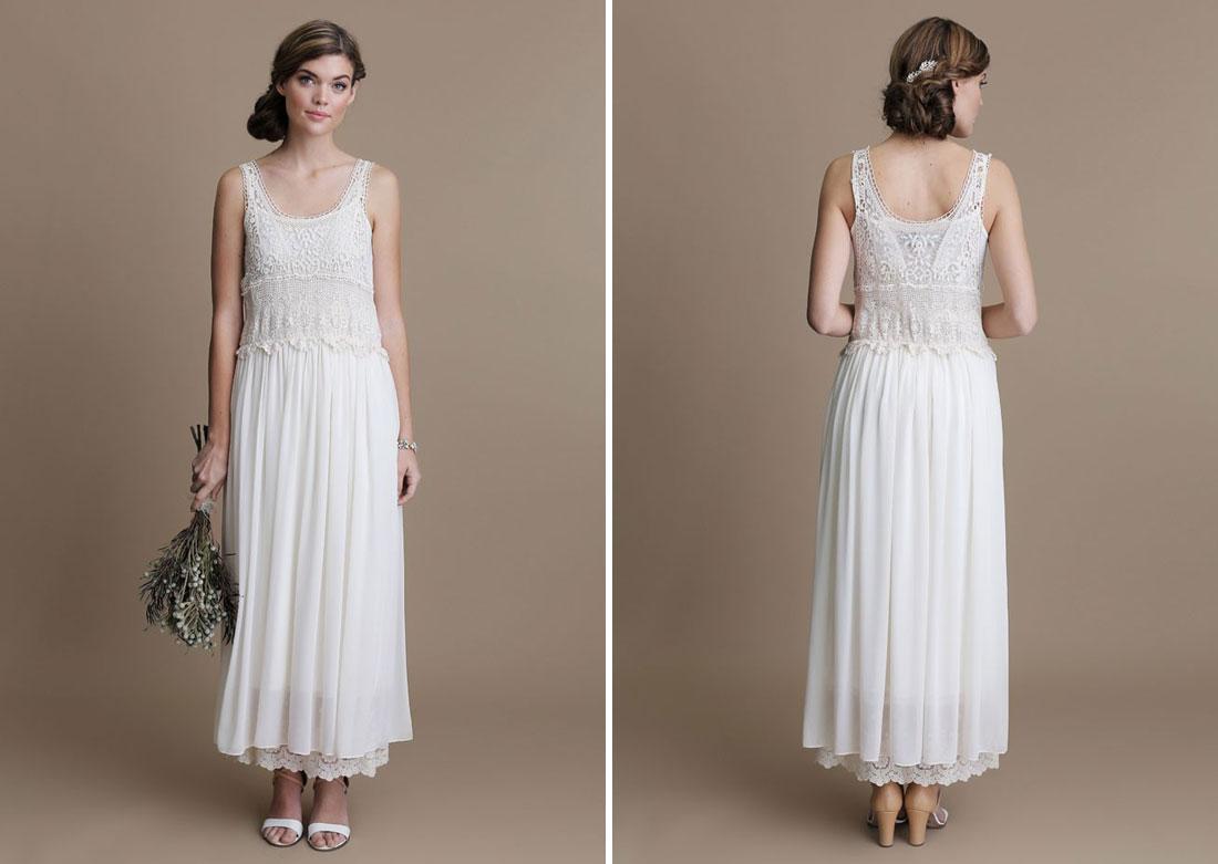 Dress 149 planning a backyard wedding then this dress ll do you