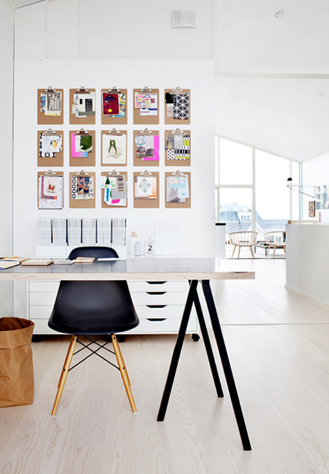 Taking Care Of Business 23 Stylish Home Office Hacks