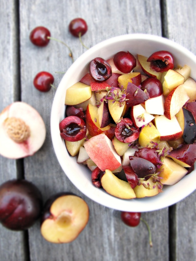 18 Fruit Salads That Aren't Filled With Cantaloupe | Brit + Co