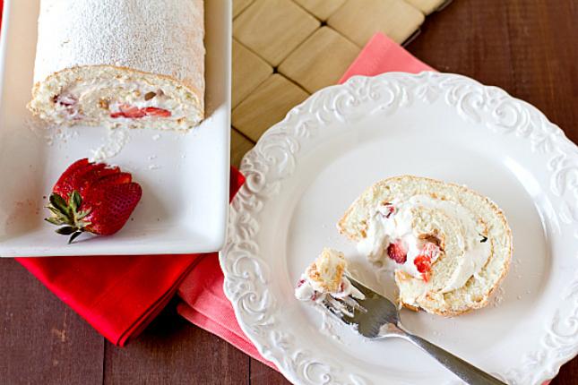... heavenly chocolate cake roll recipes dishmaps heavenly chocolate cake