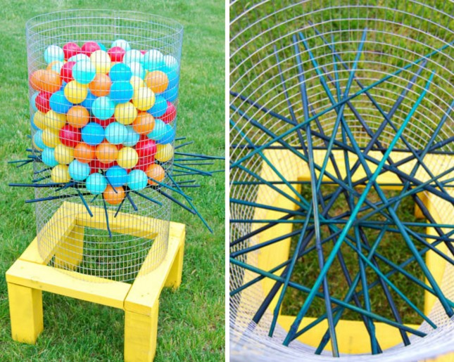 50 outdoor games to diy this summer brit co for All decoration games