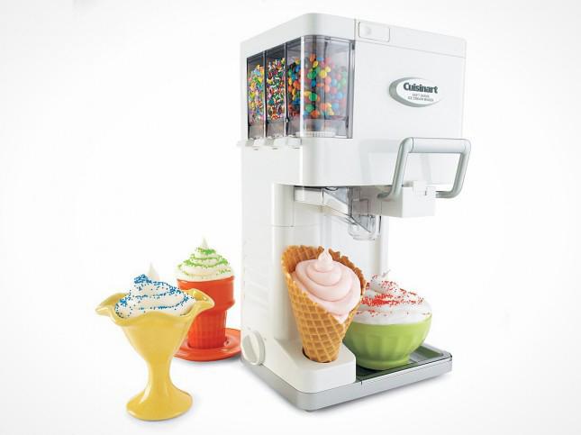 sundae maker machine