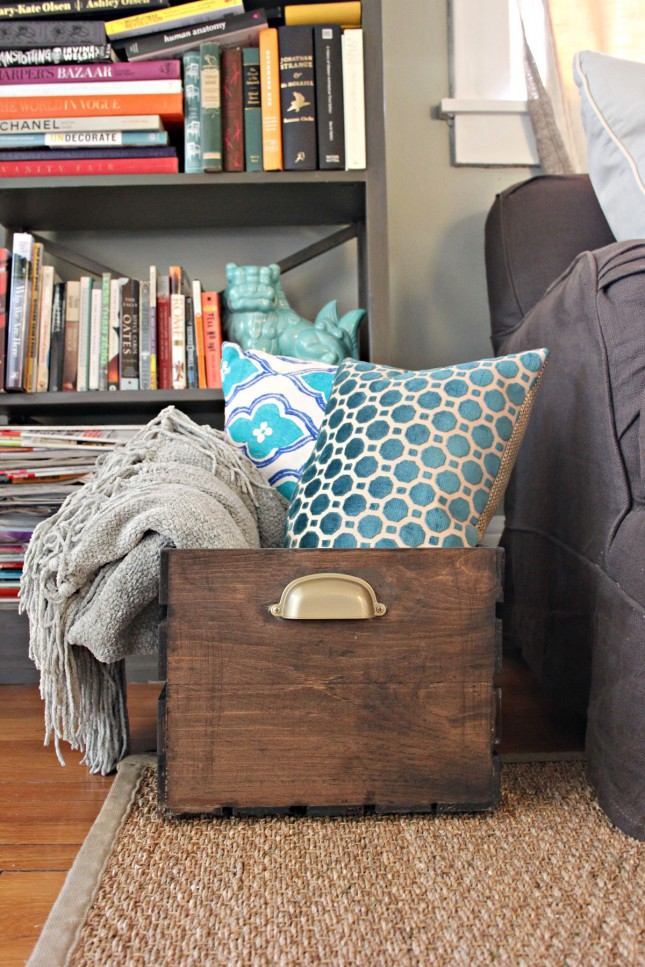 15 Easy Ways To Repurpose Wooden Crates Brit Co