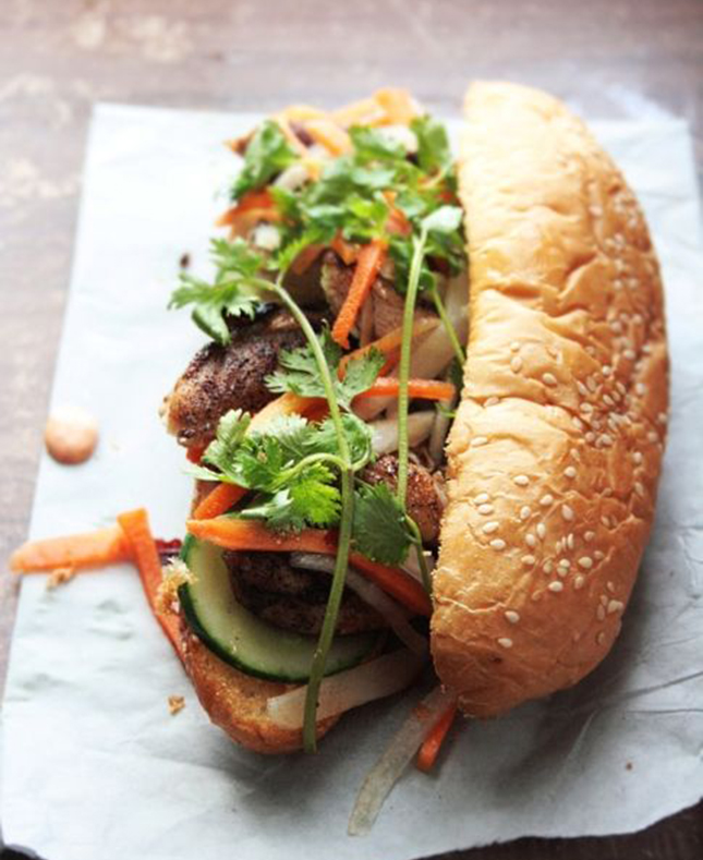 Banh Mi Food Truck New Orleans