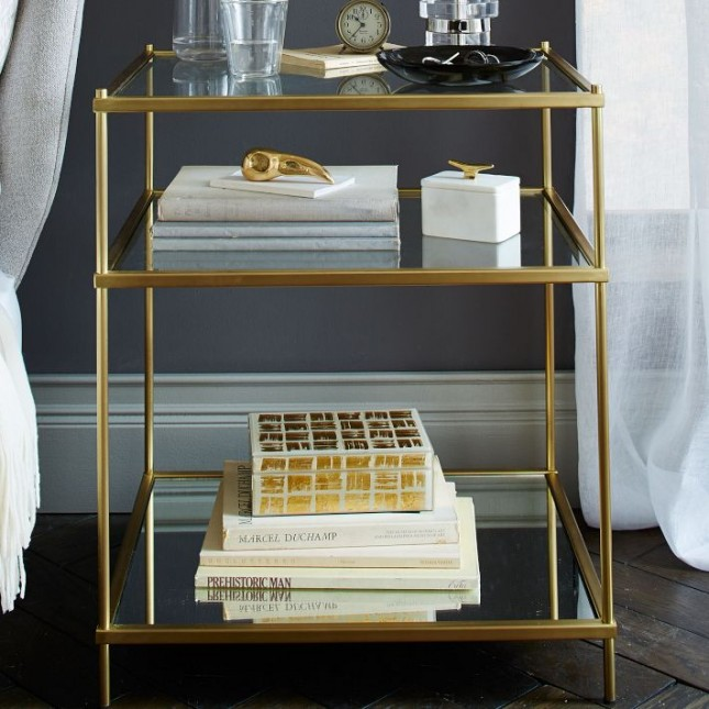 15 Modern Nightstands To Update Organize Your Bedroom