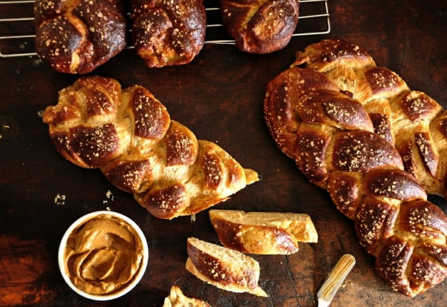 Challah! 15 Recipes for Braided Bread | Brit + Co