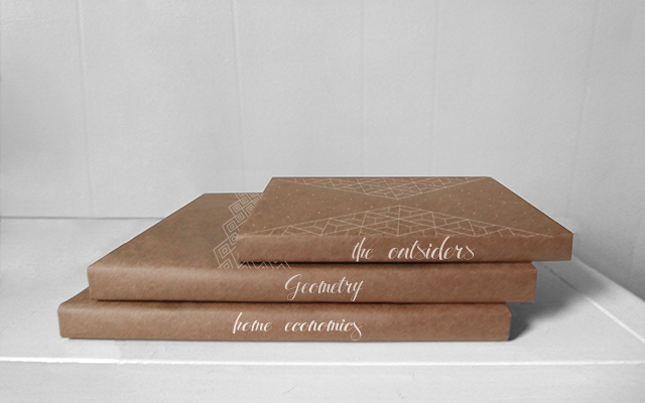 How To Book Cover Paper Bag ~ New ways to cover your books brit co
