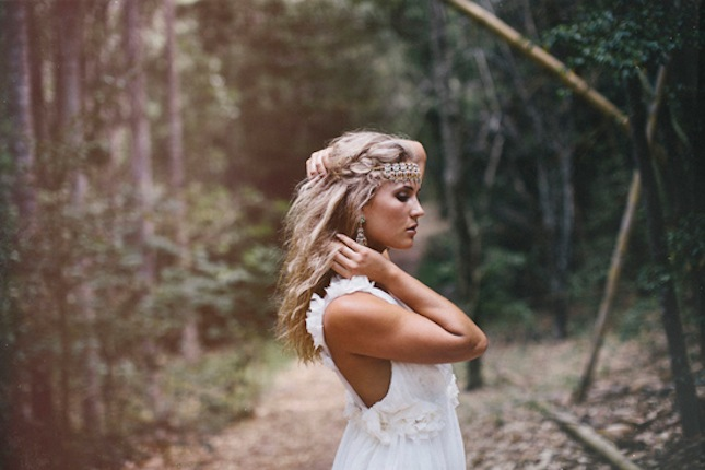 "45 ""I Do""-Worthy Wedding Hairdos 