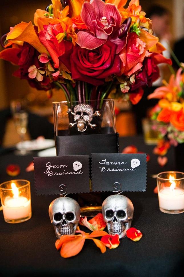 Til Death Do You Part 20 Halloween Wedding Ideas