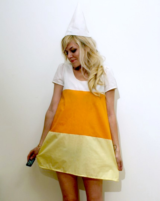 Confirm. Adult candy corn costume halloween opinion you