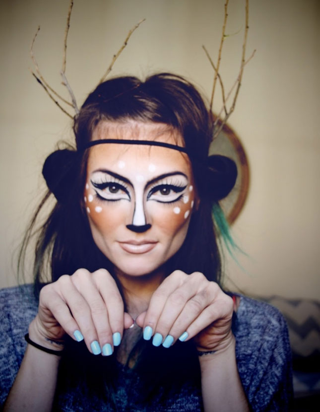 55 Halloween Makeup Ideas To Try This Year | Brit + Co