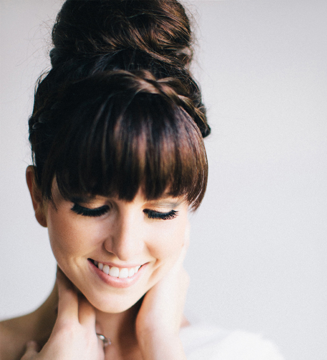 Don't Make These 11 Bridal Hair Mistakes | Brit + Co