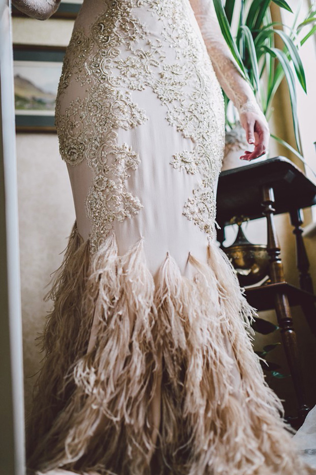 15. Fabulous in Feathers : Feathers were everything in Prohibition Era ...
