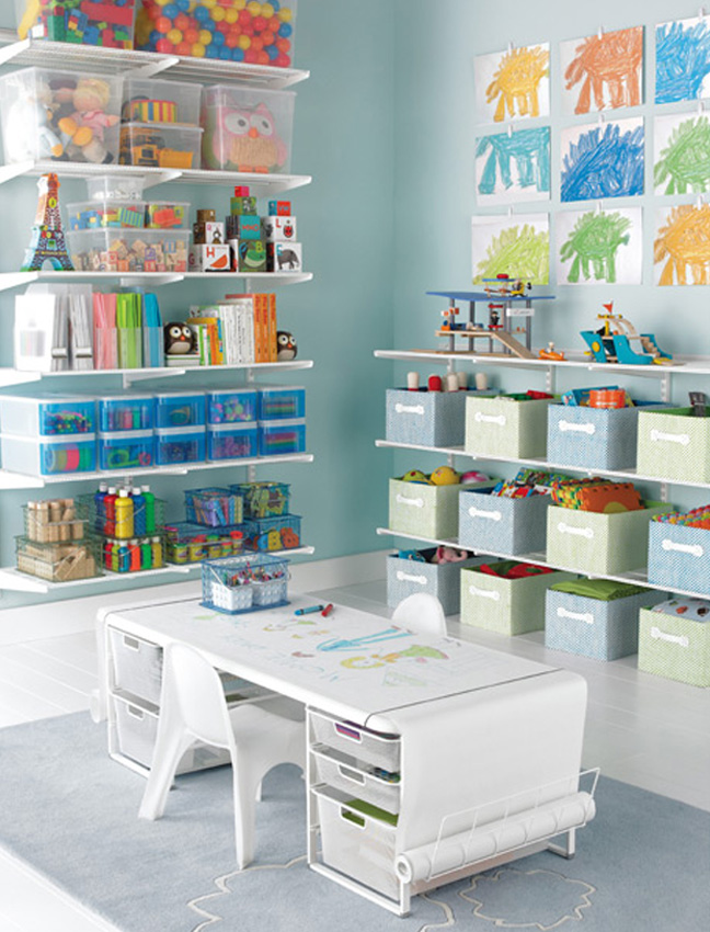 14 Fun Furniture Pieces For Your Kids Playroom Brit Co